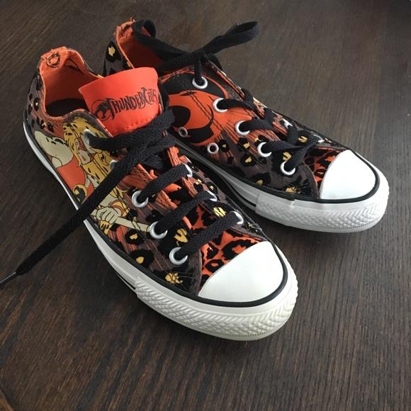 b489aeda3e2 Converse Other - Thundercats Converse shoes